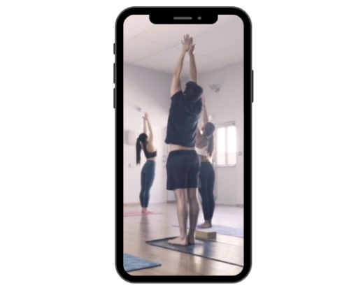 yoga sqy club iphone